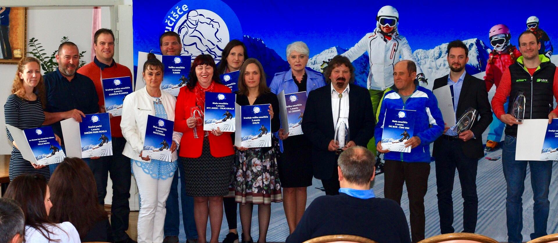 Nagrajenci - skupinska