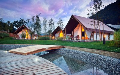 Finalist#14: Charming Slovenia Herbal glamping resort