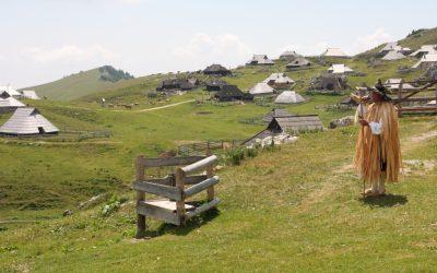 Finalist#15: Among the Herdsmen on Velika planina